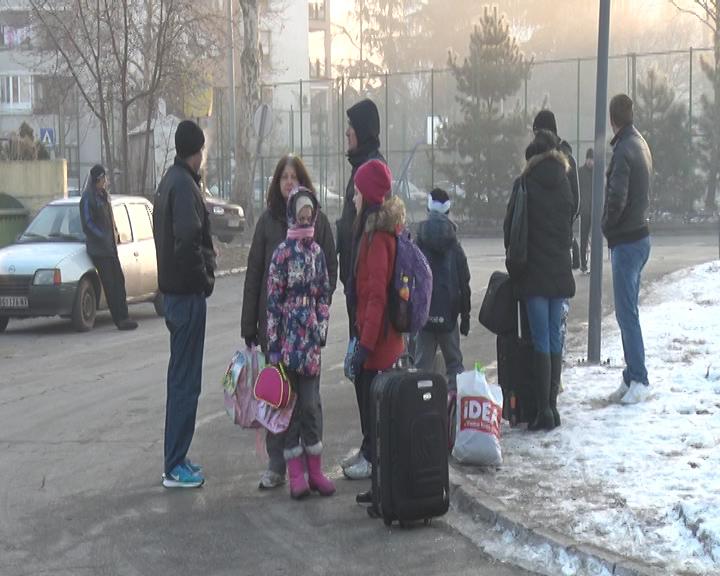 Deca iz Bariča putuju na Rudnik